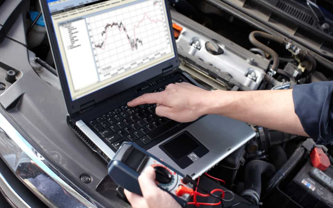 Computer Diagnosis of Car
